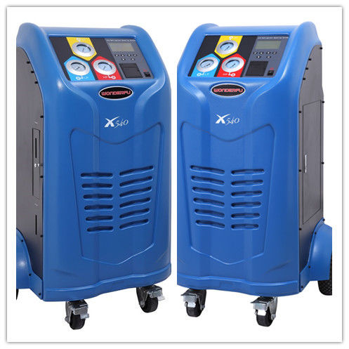 Fully Automatically Air Condition Recovery Machine