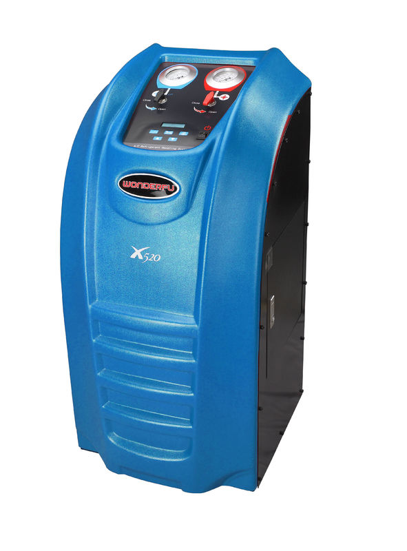 Entrance Level Car Refrigerant Recovery Machine Semi Automatic 1 Year Warranty