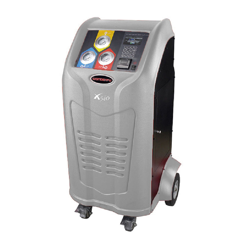 Full Automatic Air Conditioning Recovery Machine Colorful LCD Screen